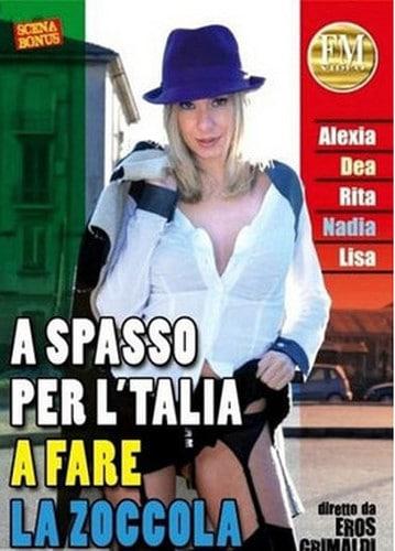 A spasso per l'Italia a fare la Zoccola Streaming