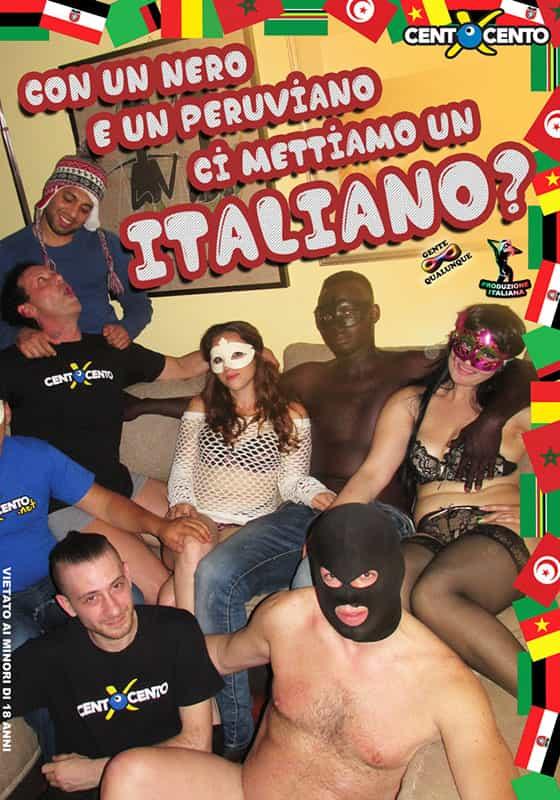 Con un Nero e un Peruviano ci Mettiamo un Italiano CentoXCento Streaming : Porno Streaming , CentoXCento VOD , Video Porno Italiani Gratis , Film Porno Italiani Streaming , Porn Videos , Film Porno Italiano