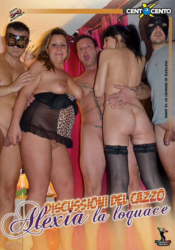 Discussioni del cazzo, Alexia la loquace CentoXCento Streaming : Porno Streaming , Cento X Cento VOD , Video Porno HD , Film Porno Italiani Gratis , Porn Videos , Film Porno Italiano