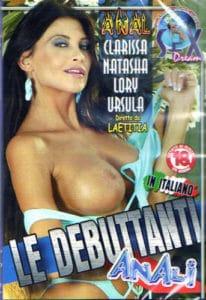 FilmPornoItaliano : Porno Streaming Le Debuttanti Anali Streaming XXX