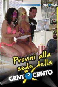 FilmPornoItaliano : Porno Streaming Provini alla sede della CentoXCento Streaming