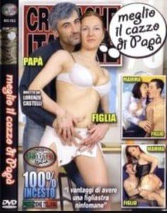 FilmPornoItaliano : Porno Streaming Meglio il cazzo di papà Streaming XXX