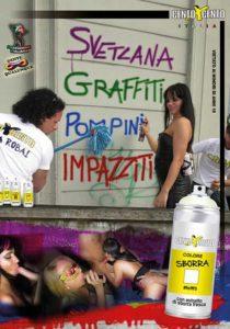 FilmPornoItaliano : Porno Streaming Con Svetlana graffiti, pompini impazziti CentoXCento Streaming