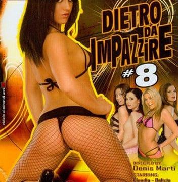 Dietro da impazzire 8 Porno HD