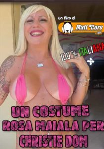 FilmPornoItaliano : Porno Streaming Un costume rosa maiala per Christie Dom CentoXCento Streaming