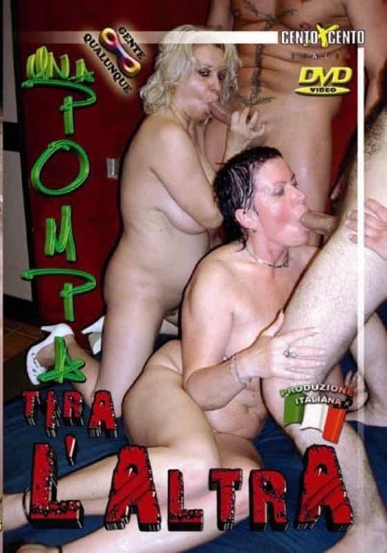 FilmPornoItaliano : Porno Streaming Una pompa tira l'altra CentoXCento Streaming