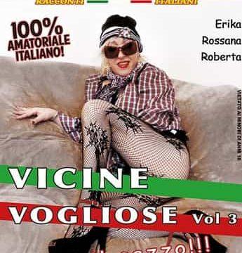 FilmPornoItaliano : Porno Streaming Vicine vogliose Vol. 3 CentoXCento Streaming