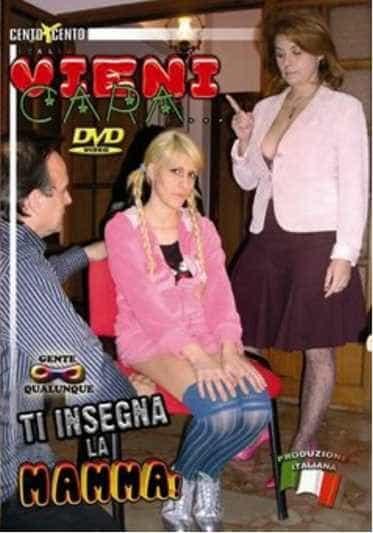 FilmPornoItaliano : Porno Streaming Vieni cara ti insegna la mamma CentoXCento Streaming