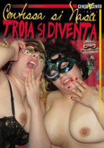 Film Porno Italiano : CentoXCento Streaming | Porno Streaming Contessa si nasce Troia si diventa CentoXCento Streaming