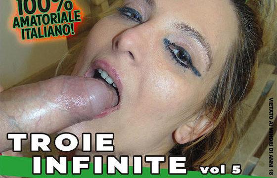 FilmPornoItaliano : CentoXCento Streaming | Porno Streaming | Video Porno Gratis Troie Infinite Vol. 5 CentoXCento Streaming