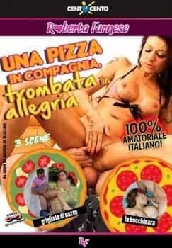 FilmPornoItaliano : CentoXCento Streaming | Porno Streaming | Video Porno Gratis Una pizza in compagnia, trombata in allegria CentoXCento Streaming