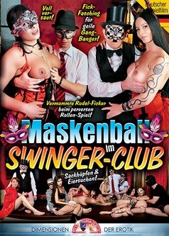 FilmPornoItaliano : Porno Streaming Maskenball im Swinger Club Porno Videos