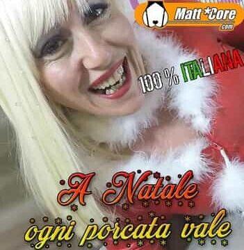 FilmPornoItaliano : Porno Streaming A Natale ogni porcata Vale con Christie CentoXCento Streaming