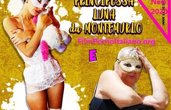 FilmPornoItaliano : Porno Streaming La prima volta di Principessa Luna CentoXCento Streaming