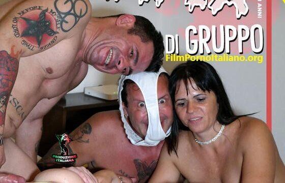 FilmPornoItaliano : Porno Streaming Sperma-Terapia di gruppo CentoXCento Streaming
