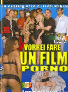 FilmPornoItaliano : Porno Streaming Vorrei Fare Un Film Porno Streaming
