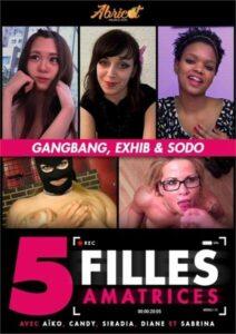 FilmPornoItaliano : Porno Streaming 5 Filles Amatrices Streaming Porn