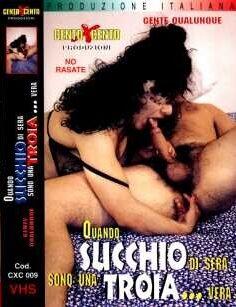FilmPornoItaliano : Porno Streaming Quando succhio di sera sono una troia vera CentoXCento Streaming