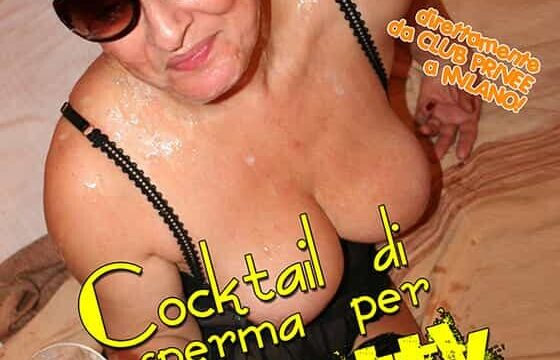FilmPornoItaliano : Porno Streaming Cocktail di sperma per Betty CentoXCento Streaming
