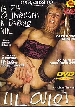 FilmPornoItaliano : Porno Streaming La Zia Ci Insegna a Darlo Via il culo Porno Streaming