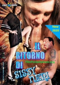FilmPornoItaliano : Porno Streaming Il ritorno di Sissy CentoXCento Streaming